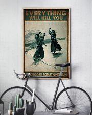Kendo choose fun dvhd ngt 11x17 Poster lifestyle-poster-7