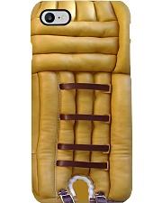Hockey goalie leg pad 2 pc mttn pml Phone Case i-phone-8-case