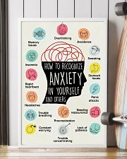 Anxiety Recognize 24x36 Poster lifestyle-poster-4