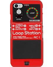 Guitar eff loop sta dvhd Phone Case i-phone-8-case