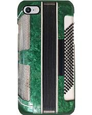 Green accordion pc dvhh pml Phone Case i-phone-8-case