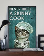 Never trust chef 11x17 Poster lifestyle-poster-2