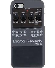 Guitar effect reverb dvhd-ntv Phone Case i-phone-8-case