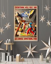 choose fun hiphop dvhd cva 11x17 Poster lifestyle-holiday-poster-1