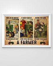 Farmer shortcut dvhd-ntv 36x24 Poster poster-landscape-36x24-lifestyle-02