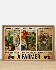 Farmer shortcut dvhd-ntv 36x24 Poster poster-landscape-36x24-lifestyle-03