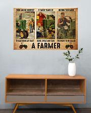 Farmer shortcut dvhd-ntv 36x24 Poster poster-landscape-36x24-lifestyle-21