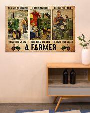 Farmer shortcut dvhd-ntv 36x24 Poster poster-landscape-36x24-lifestyle-22