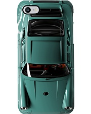 Por 911 turbo Green Meta dvhd-pml Phone Case i-phone-8-case