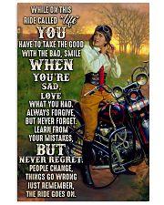 Ride go on girl dvhd- ntv 11x17 Poster front