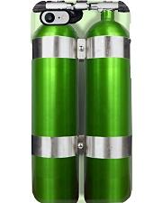 Scuba diving tank green Phone Case i-phone-8-case
