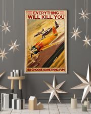 Air racing choose something fun pt dvhh-NTH 11x17 Poster lifestyle-holiday-poster-1