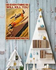 Air racing choose something fun pt dvhh-NTH 11x17 Poster lifestyle-holiday-poster-2