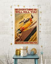 Air racing choose something fun pt dvhh-NTH 11x17 Poster lifestyle-holiday-poster-3
