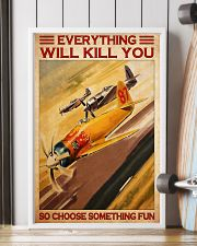 Air racing choose something fun pt dvhh-NTH 11x17 Poster lifestyle-poster-4