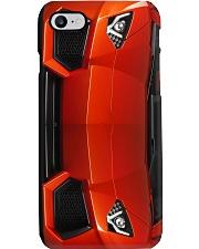 lmborghni aventad front pc phn pml Phone Case i-phone-8-case