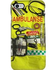 Paramedic EDC case dvhd pml Phone Case i-phone-8-case