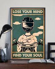 Lose mind bike 11x17 Poster lifestyle-poster-2