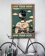 Lose mind bike 11x17 Poster lifestyle-poster-7