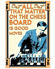 Chess bbfsc good move dvhd-ntv 24x36 Poster front