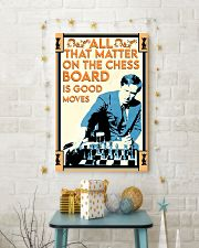 Chess bbfsc good move dvhd-ntv 24x36 Poster lifestyle-holiday-poster-3