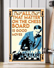 Chess bbfsc good move dvhd-ntv 24x36 Poster lifestyle-poster-4
