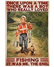 onceupon fishing dvhd pml 11x17 Poster front