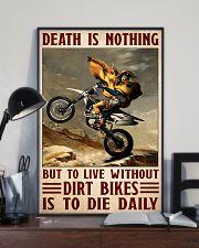 Napoleon dirt bike 11x17 Poster lifestyle-poster-2