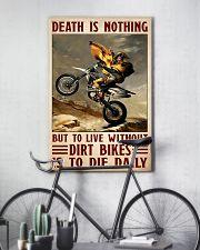 Napoleon dirt bike 11x17 Poster lifestyle-poster-7