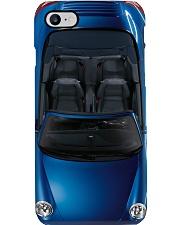 Por 911 gt3 blu dvhd-pml Phone Case i-phone-8-case