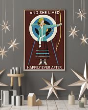 Archery happily 11x17 Poster lifestyle-holiday-poster-1