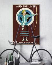 Archery happily 11x17 Poster lifestyle-poster-7