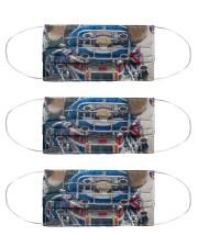 Mod scooter back dvhd-ntv Cloth Face Mask - 3 Pack thumbnail