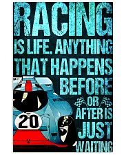 Racing ste mc dvhd-nna 11x17 Poster front