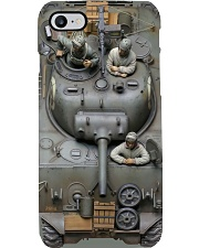 Tank model 1 dvhd-nth Phone Case i-phone-8-case