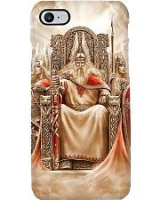 odin viking god norse mythology pc mttn ngt 2 Phone Case i-phone-8-case