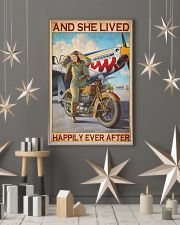 Bike plane happily 11x17 Poster lifestyle-holiday-poster-1