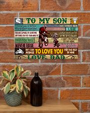 motorcycle-to-my-son-love-dad-pt-lqt-nna 17x11 Poster poster-landscape-17x11-lifestyle-23