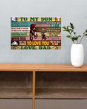 motorcycle-to-my-son-love-dad-pt-lqt-nna 17x11 Poster poster-landscape-17x11-lifestyle-24