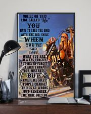 Ride go on chopper dvhd PML 11x17 Poster lifestyle-poster-2