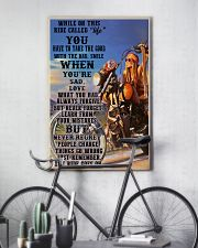 Ride go on chopper dvhd PML 11x17 Poster lifestyle-poster-7