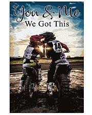 Got this motocross dvhd-pml 11x17 Poster front