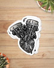 Sticker engine heart Sticker - 6 pack (Vertical) aos-sticker-6-pack-vertical-lifestyle-front-07