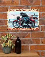 choose fun bs 17x11 Poster poster-landscape-17x11-lifestyle-23
