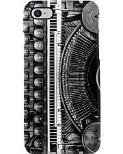 Vintage type machine pc mttn-nth Phone Case i-phone-8-case