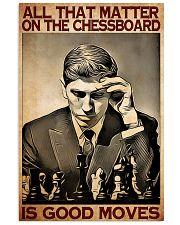 matter good moves chess dvhd ntv 24x36 Poster front