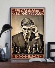 matter good moves chess dvhd ntv 24x36 Poster lifestyle-poster-2