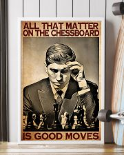 matter good moves chess dvhd ntv 24x36 Poster lifestyle-poster-4