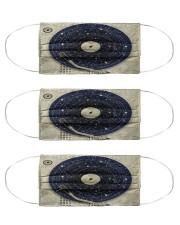 Vinyl sphere case dvhd-pml Mask tile