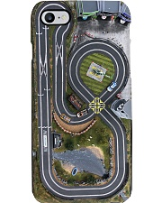 Scale model car track pc dvhh dqh Phone Case i-phone-8-case